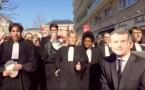 Quand les avocats du Havre reprennent Orelsan pour se faire entendre. Simple. Basique
