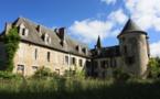 Le Château du Theil situé à Ussel est aujourd'hui en danger.