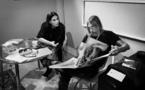 Yara Lapidus collabore avec Iggy Pop : Encor, Encor