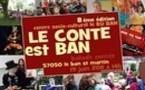 LE CONTE EST BAN - balade contée - promenade familiale, au BAN ST-MARTIN 57050, parsemée de contes et qui se clôture par un spectacle théâtral