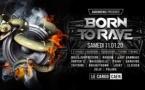 DJ CONTEST | BORN TO RAVE | LYON (18.01.2020)