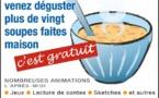 la Récup' soupe - 3ème édition  RDV