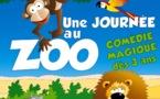 """Spectacle Jeune public """"Une Journée au Zoo"""""""