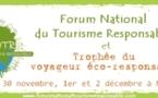 Le Forum National du Tourisme Responsable. Ensemble, parlons d'écovolontariat !