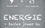 """""""Energie : faites jouer la concurrence"""""""
