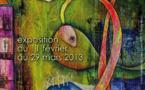 Exposition Marie BAZIN à Terrasson (24), du 11 février au 29 mars 2013