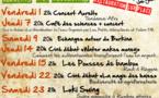 Programmation mois de février au Champ Commun à Augan ( 56800)