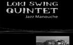 Concert Loki Swing- Swing manouche et rumbas gitanes