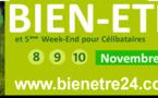 4ème Salon du Bien-Etre (ouvert à tous) et 5ème WE pour Célibataires