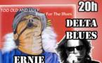 Concert de Blues U.S avec Ernie Southern &Pompano Pete