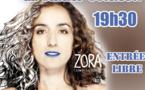 Concert Zora- Pop chaloupée et épicée
