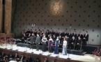 Le Chœur de Chambre de Namur fête ses 25ans à l'Opéra Royal de Versailles