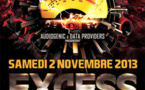02/11/2013 EXCESS OVERDRIVE@Rennes w/ Radium, The Speed Freak…