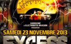 23/11/13-Excess Overdrive @ Marseille - 3ROOMS/ ELECTRO ► TECHNO ► DUBSTEP ► DRUM&BASS ►HARDTECHNO ► HARDCORE