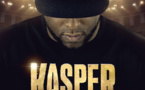 Kasper sort son premier album