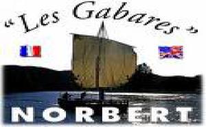 LES GABARES NORBERT à LA ROQUE GAGEAC