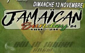 JAMAÏCAN SUNDAY#4 INA DI SOUND + SPECIAL GUEST (DRUM'n'BASS-RAGGA-JUNGLE-DUB)