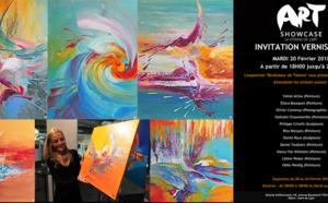 """Exposition """"Révélateur de Talents"""" avec Eliora Bousquet, Artiste-Peintre"""