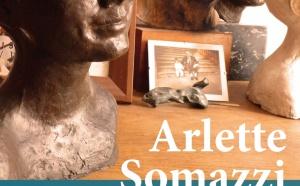 """MENTON / MUSEE DES BEAUX-ARTS - EXPOSITION """"ARLETTE SOMAZZI BUSTES ET MASQUES"""""""