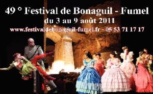 49 ° festival de théâtre de Bonaguil-Fumel