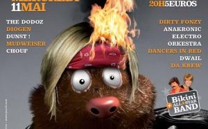 Festival Toulouse is Burning 6 au Bikini