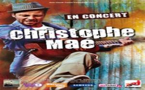 Christophe mae en concert