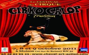 Festival CIRKO GALOP 8ème édition