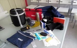 Une première en France : Un sac d'accompagnement pour les SDF