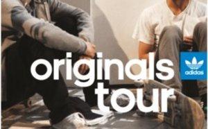 ADIDAS ORIGINALS amène le skate dans ta ville.