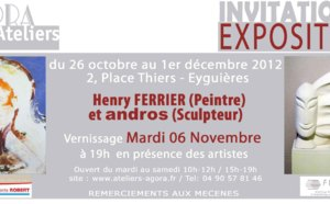 Exposition : ANDROS et Henry FERRIER