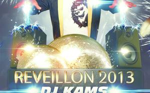 NOUVEL AN 2013 LYON DJ KAMS