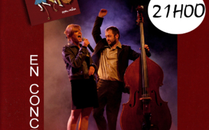 Concert Duo Vocal Cordes à Augan