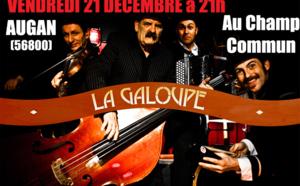 Concert La Galoupe à Augan