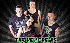 [08/03] THE HELLFREAKS @ SECRET PLACE