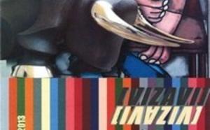 Exposition contemporaine [VIZAVI] de Gé PELLINI et David GRAY.