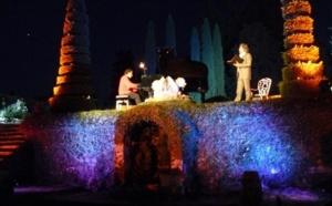 Concert dans la Cour du Manoir Ferenc Vizi & l'ensemble Cifra En partenariat avec le Festival du Périgord Noir