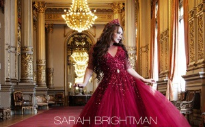 Sarah Brightman et Florent Pagny dans le making of de Just Show Me How To Love You