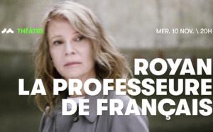 Royan, la professeure de français