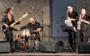 """AL BENSON Jazz Band en concert à la """"Fête de la vigne et du vin"""" à l'Isle sur la Sorgue"""
