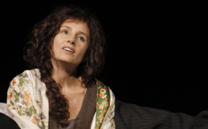 Molly Bloom D'après Ulysse de James Joyce Anouk Grinberg