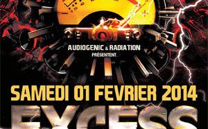 01/02/2014 EXCESS OVERDRIVE@Angers w/ Radium, Lenny Dee