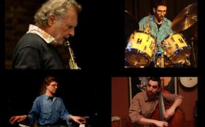 François Jeanneau Quartet en concert au 38Riv'