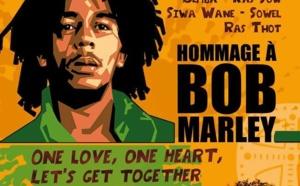 soirée Hommage Anniversaire de BOB MARLEY - Reality International