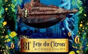 """81è Fête du Citron """"20 000 Lieues sous les Mers"""""""
