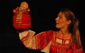 Spectacle théâtre enfants La Baba Yaga