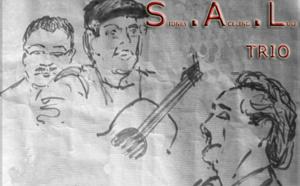 Sidney-Acelino-Luiz trio
