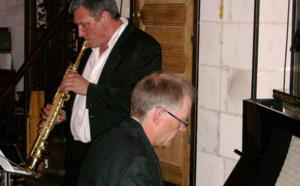 Duo Philippe Nadaud/Joe Makholm  au 38Riv'