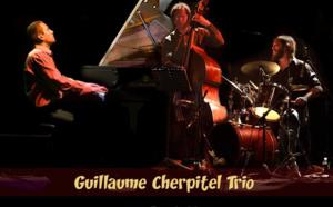 Guillaume Cherpitel Trio en concert au 38Riv'