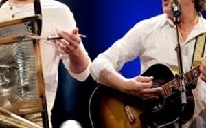 Alain Schneider en concert (chanson jeune public)