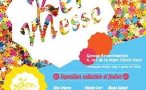 Exposition collective Ker-messe du 2 au 7 juin